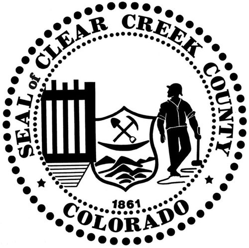 Clear Creek County Colorado seal