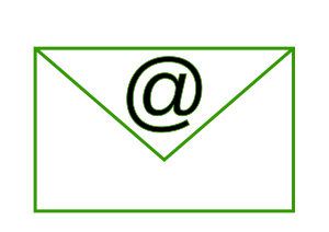 envelope symbol for email