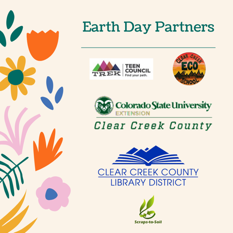 Logos of 2021 Earth Day partner organizations